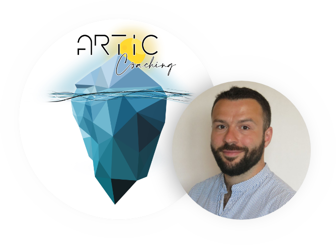 Photo et logo Artic Coaching