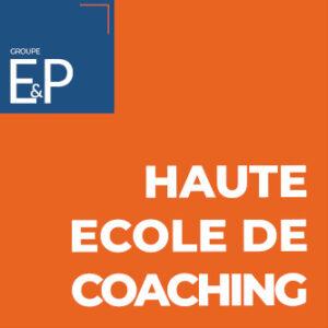 Logo Haute école de coaching